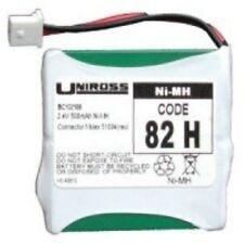 82H 2.4v 500mAh cordless phone Battery BC102168 T304