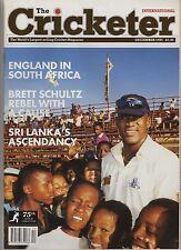 Cricketer Magazine (Wisden) - December 1995