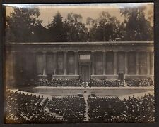 1905 GREEK THEATRE/GRADUATION Berkeley, U. California Vintage Photo