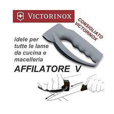 VICTORINOX AFFILALAME a V Affilatore per Coltelli Lame V-7.87 15 con Paramano