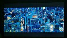 """120"""" Fixed Frame 16:9 Projector Screen 1.1 Gain Velvet Matte White Home Theater"""