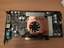 GPU PNY Technologies Verto GeForce 5900 XT 128 Mo AGP