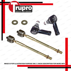 Premium Quality Tie Rod End Rack End for HOLDEN Barina TK power steer 2005-11