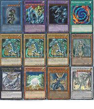 Blue-Eyes Set - Ultimate Dragon + Dragon Master Knight + Maiden + Blue-Eyes X3