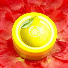 The Body Shop Sweet Lemon Sugar Body Scrub 7.8 Oz