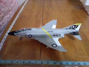 ARMOUR FRANKLIN MINT 1/48 F4-PHANTOM JOLLY ROGER VF-84 203