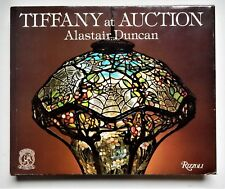 Tiffany at Auction Alastair Duncan Vase Lamp Window Bronze Mosaic w price list