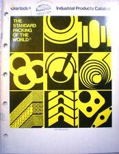 GARLOCK Catalog Blue African ASBESTOS Gaskets Packing Products 1975 Pumps Sheets