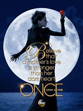 "Once Upon a Time TV Series 2014 Art Deco Silk Wall Poster 12x18"" OUAT12"