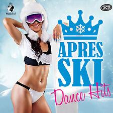 CD Après-Ski Danse Hits d'Artistes divers 2CDs