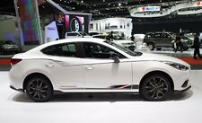 mazda 3 sedan 4 doors full body kit 2014 2015 2016