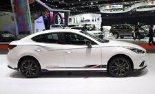 mazda 3 sedan 4 doors full body kit 2014 2015 2016