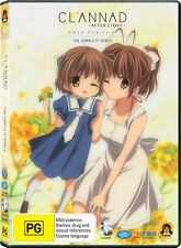 Clannad After Story - Complete Series - (6 DVD) R4 Anime BRAND NEW SEALED