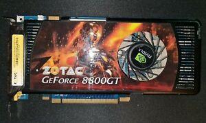 Zotac GeForce 8800GT 512MB