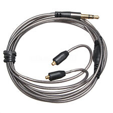 3.5mm Audio Cable Cord Replacement For Shure SE215/315/425/535/846 Headphone