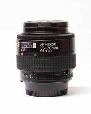 Nikon AF Nikkor 35-70mm f/3.3-4.5 FX y DX n.815