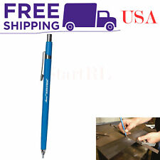 Silver-Streak Metal Marker Round Silver Correction Supplies Writing Pens Cutting
