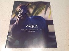 HORSE RACING THOROUGHBRED STALLIONS BOOK, BRAND NEW MELBOURNE CUP GODOLPHIN