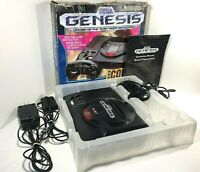 Sega Genesis Model 1 Core System With Box and Manual - Console - NTSC