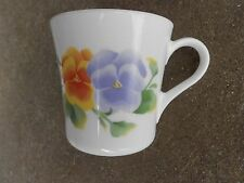Corelle SUMMER BLUSH Coffee Cup/Mug and Saucer  Corning USA