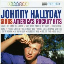 Johnny Hallyday - Sings America's Rockin' Hits - CD Replica Neuf sous Blister