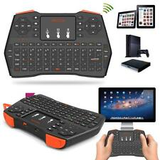 i8 Plus Mini 2.4G Wireless Handheld Keyboard Fly Air Mouse Touchpad for TV PS