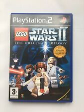 LEGO Star Wars II The Original Trilogy PS2 Sony PlayStation 2 Manual Included