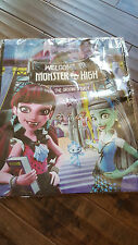 2016 SDCC COMIC CON MATTEL WELCOME TO MONSTER HIGH UPCOMING MOVIE PROMO BAG