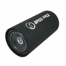 """Bassface BASS8.1 800w 8"""" Inch 20cm Car Subwoofer Sub Bass Box Tube Requires Amp"""