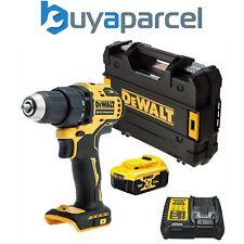 Dewalt DCD708 18v XR Li-Ion Brushless Compact Combi Hammer Drill 1 x 5.0Ah Batt