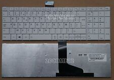 for Toshiba Satellite C850 C850D C855 C855D Keyboard Français French Clavier