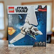 💎 LEGO 75302 - Star Wars Imperial Shuttle - IN HAND & FREE Shipping 💎