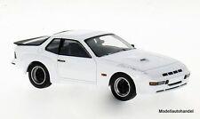 Porsche 924 Carrera GT weiss 1981 - 1:43 Minichamps / Maxichamps 940066121