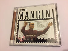 ULTIMATE MANCINI (Henry Mancini) OOP RCA Spain Soundtrack Score OST CD NM