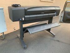 "42"" Hp DesignJet 800ps (C7780C) Large-Wide-Format Inkjet Printer/Plotter"