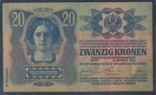 Oostenrijk Winkel-Aantal.: 160 (14) II. Reprint gebruikt (III) 1913 20 C(8163302