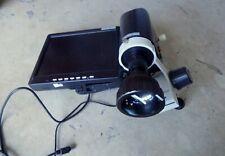 New listing Caltex Scientific Inc Rx-100-Bs-Bga +Rx-100 Bga Microscope with Lcd Lot*