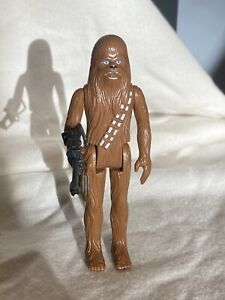 Kenner: Star Wars Chewbacca Vintage Action Figure Complete (1977) HK First 12
