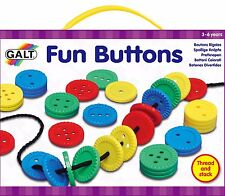 Galt Toys Fun Buttons  - FREE & FAST DELIVERY