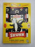 Vintage Skunk A Real Party Game, Schaper Manufacturing Co, Dice Board Game 1953