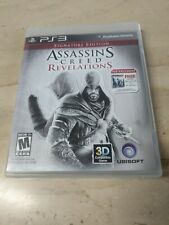 Assassin's Creed Revelations PlayStation 3 PS3