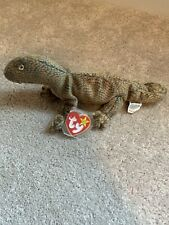 Ty Beanie Baby - Scaly the Lizard (9.5 inch) - Mwmts Stuffed Animal Toy