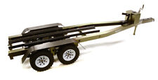 INTEGY C27640GUN Dual Axle Boat Trailer Kit for 1/10 Scale RC 670x190x160mm