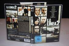LA LINEA 2 Drogenkrieg in Mexico -- DVD FSK 16 Aidan Quinn, Andy Garcia