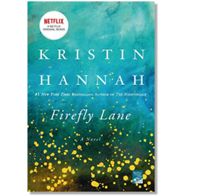 Firefly Lane by Kristin Hannah paperback book with Free Shipping fire fly