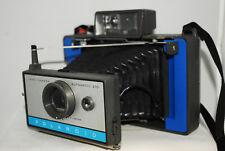 Polaroid Automatic 210, mint camera,blue fp100c,converted cr123,lomography(a100)
