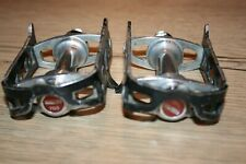 PAIRE DE PEDALES MAILLARD 70O ALLOY ROAD PEDALS BIKE 14/125 FRENCH PY10 1975