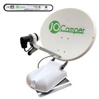 JoCamper SAT 60cm Vollautomatische Satanlage SAT Antenne Wohnmobil TV Auto