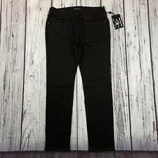 New listing Men's True Religion Jeans 32 Waist 30 Leg Rocco Relaxed Skinny Fit Black £139