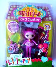 Lalaloopsy Mini Silly Fun House Jewel Sparkles MGA